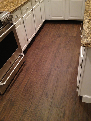 wood plank tile installation tampa florida
