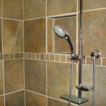 florida porcelain slate tile shower niche kerdi waterproofing