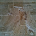Sarasota Bradenton Tampa Florida Travertine waterproof deck tile installation install installer contractor