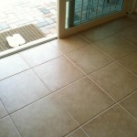 bradenton home tile porcelain rip out replace demolition rialto beige 18x18 installation install installer contractor tampa florida ceramictec