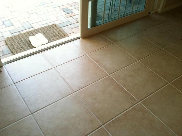 Del Conca Rialto Tile In Nocebeige Colors Archive Ceramic Tile - 16 x 16 white ceramic floor tile