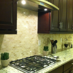 tampa brandon bradenton fishhawk lithia crema marfil marble backsplash back splash tile installation installer