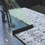 ProtectoWrap Florida slab crack membrane