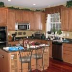 custom kitchen backsplash florida multi colored slate metallic deco tile contractor