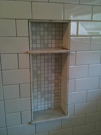 Ceramictec Making A Carrara Marble Soap Niche Shelf