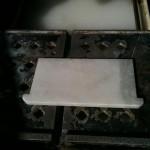 8 marble corner niche soap shelf shelve tampa florida sarasota orlando custom master bathroom tile