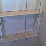 z10 tampa orlando brandon bradenton St petersburg largo clearwater custom travertine soap niche shelf shelves