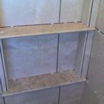 z10 tampa orlando brandon bradenton St petersburg largo clearwater custom travertine soap niche shelf shelves