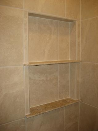 Ceramictec Making A Travertine Marble Niche Shelf