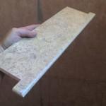 z2 tampa orlando brandon bradenton St petersburg largo clearwater custom travertine soap niche shelf shelves