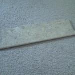 z3 tampa orlando brandon bradenton St petersburg largo clearwater custom travertine soap niche shelf shelves