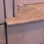 z8 tampa orlando brandon bradenton St petersburg largo clearwater custom travertine soap niche shelf shelves