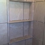 z9 tampa orlando brandon bradenton St petersburg largo clearwater custom travertine soap niche shelf shelves