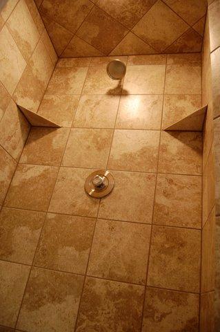 Ceramictec Kerdi Tiled Shower Tampa New Port Richey