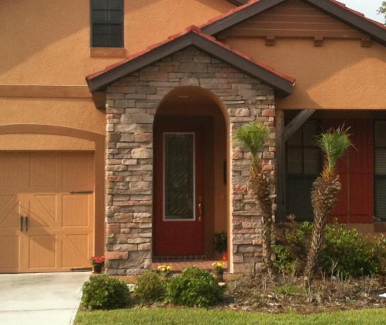 Stone Brick Veneer: Tampa Florida Masonry Veneer Installation