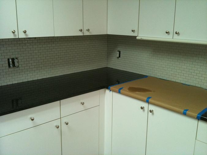 recycled glass tile backsplash installation tampa orlando winter