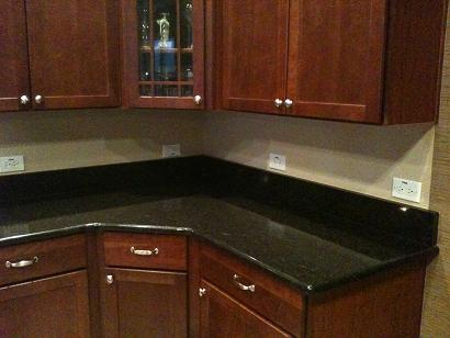 Ceramictec Travertine Backsplash Tampa Florida And