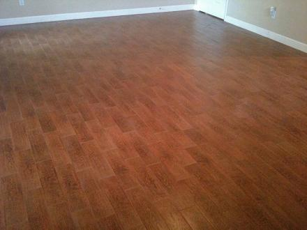 Ceramic Tile Hardwood Floor Look Roselawnlutheran