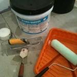 Subway Carrara Glass Tile Bathroom St. Petersburg Tampa Sarasota Brandon Bradenton Florida
