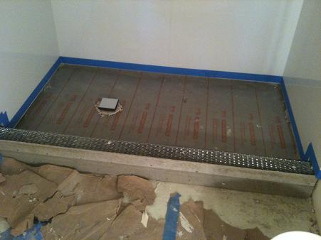 Ceramictec Bathroom Shower Tile Renovation Sarasota FL
