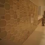 Polished Green River Onyx Mosaic Walker Zanger Backsplash tile installation install installer new tampa sarasota brandon bradenton clearwater wesley chapel lutz florida