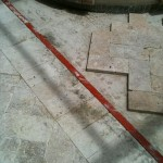 new tampa wesley chapel lutz florida travertine paver pool deck sand set pavers