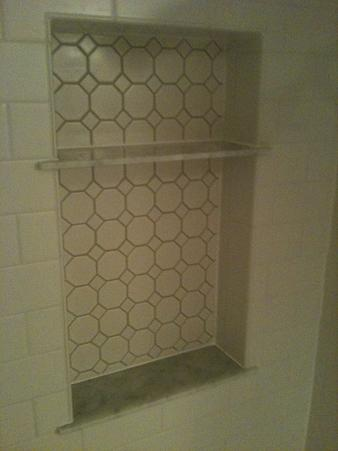 Ceramictec Subway Tile Amp Hydroban Waterproofed Shower