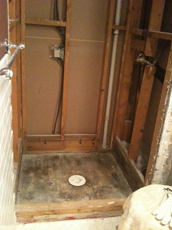 Ceramictec Subway Tile Amp Hydroban Waterproofed Shower
