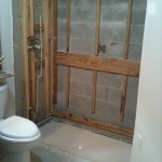 schluter kerdi-board waterproofed tile shower tampa sarasota brandon bradenton wesley chapel lutz sun city center florida