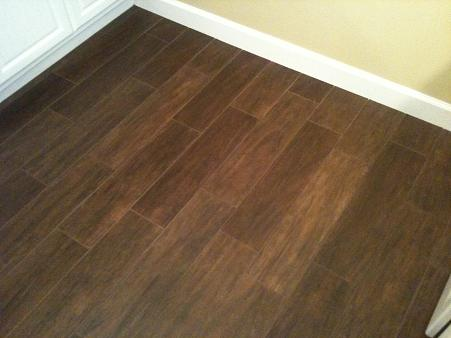 ceramictec tampa porcelain plank wood look tile installation. Black Bedroom Furniture Sets. Home Design Ideas