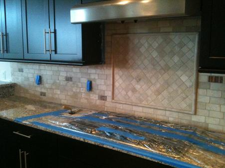 Unusual 1 Ceramic Tiles Huge 12X24 Ceiling Tile Solid 12X24 Floor Tile Patterns 24 X 48 Ceiling Tiles Drop Ceiling Young 2X4 Ceiling Tiles Home Depot Fresh3X6 Ceramic Subway Tile Ceramictec   2×4 Tumbled Travertine Back Splash With Glass Tile Accents