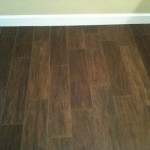 Tampa Bradenton Brandon Lutz Wesley Chapel Lakeland Clearwater Sarasota Florida Porcelain Plank Walnut Wood Look Tile Installer Contractor Installation