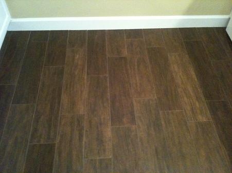 Flooring On Pinterest Shoe Molding Wood Look Tile And Tile