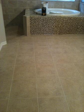 Ceramictec - Custom Bathroom Tile Remodel In Tampa, Florida