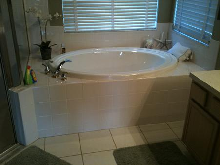 custom bathroom shower bath floor wall tile remodel contractor new tampa lutz wesley chapel brando bradenton