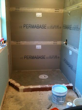 Ceramictec a moldy mess to a beautiful new tile bathroom shower in wesley chapel florida Install tile shower