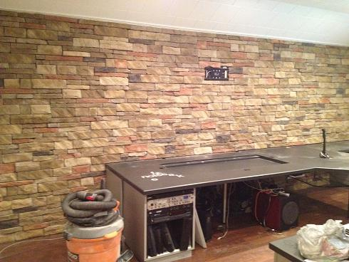 Related Keywords Suggestions For Interior Stone Accent Wall
